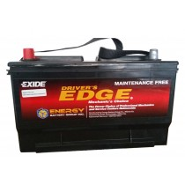 Exide 65 Driver's Edge Mechanics Choice Battery